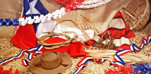 18 de septiembre, fiestas patrias chilensis