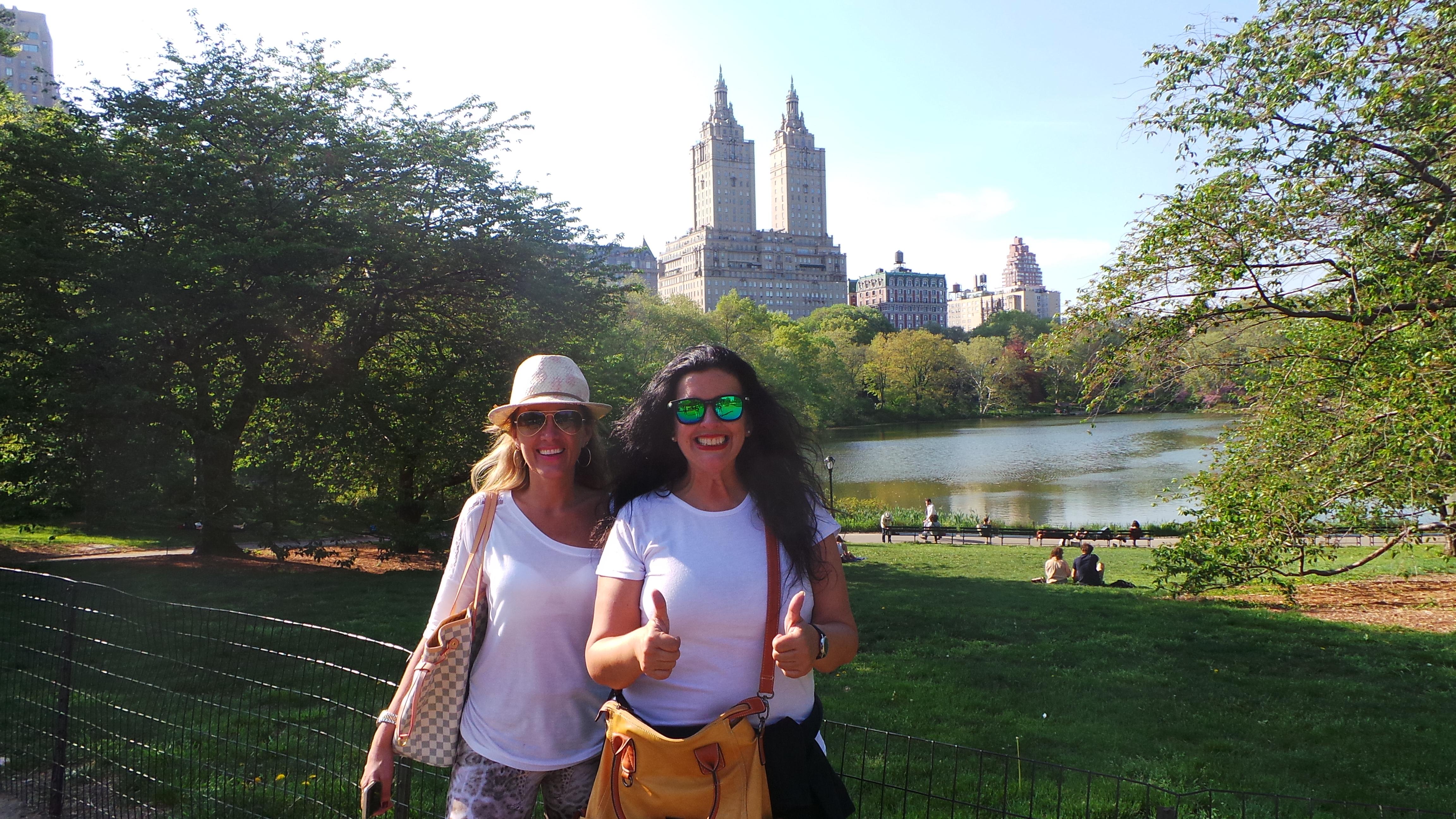 Nueva York dos veces hermosa en primavera