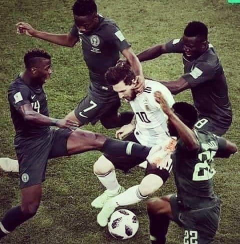 Lionel Messi, el mejor